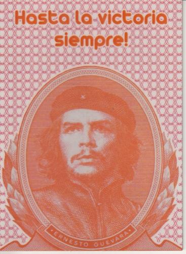 Эрнесто Че Гевара. Магнит на